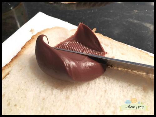 Crema de cacao y avellanas de Hero