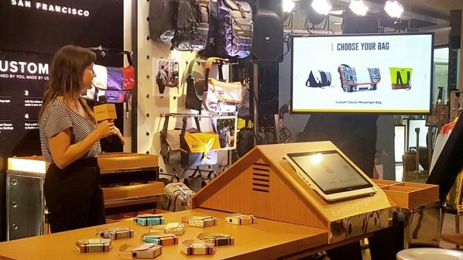 Timbuk2 Custom Bag Studio