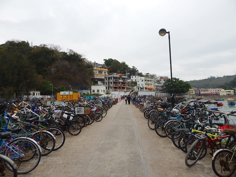 City Girl City Stories: Lamma Island