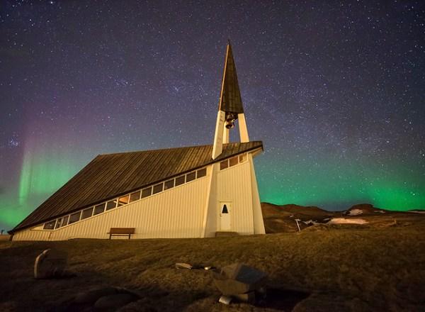 'Last Stop Lights' - Mosfell, Iceland