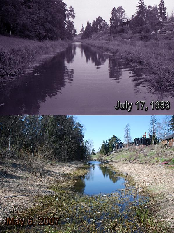 1983, July 17 vakko river May 6, 2007 dates
