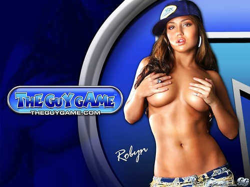 The Guy Game - Robyn