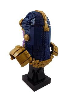 Thanos back