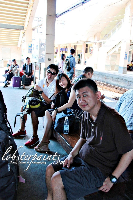 14 September 2012: Luodong Railway Station | Yilan, Taiwan