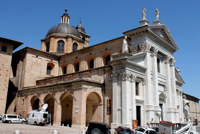 Catedral de Urbino