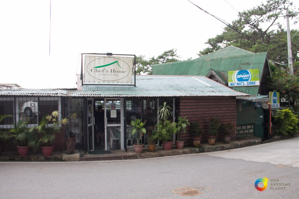 Baguio: Chef's Home