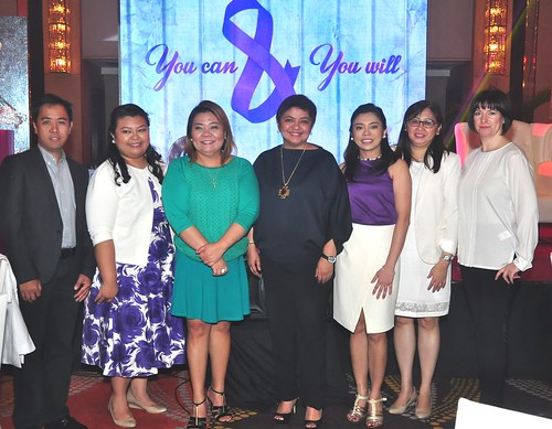 Dr. Erwin De Mesa, Dr Leah Man?o, Dr. Anna Marie Ignacio-Alensuela, Dr. Maria Julieta Germar, Jackielyn Cortez, Dr. Christine Dizon and Lyn Baxter