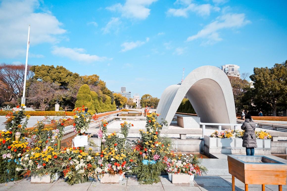 2016 廣島原爆遺址 Hiroshima 79