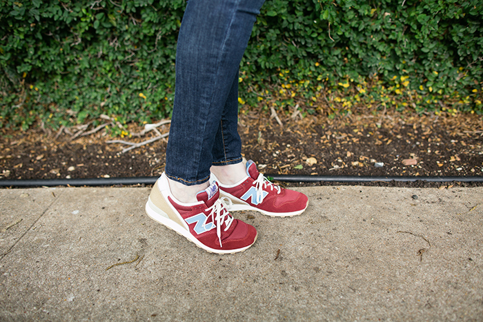 696 Lakeview New Balance Sneakers