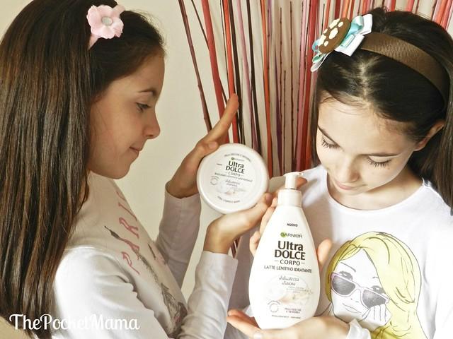 Garnier Ultra Dolce Corpo latte lenitivo
