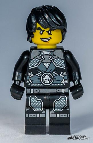 Lego 5004393 - Ninjago Cole Exclusive Package