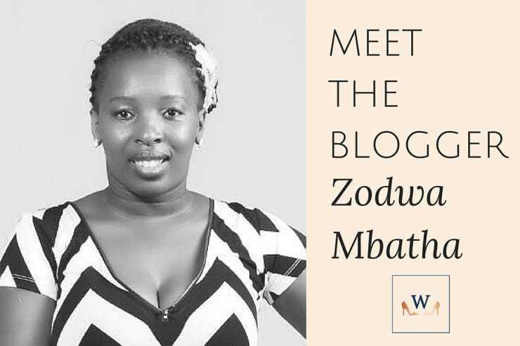 Meet the Blogger: Zodwa , A Well Heeled Woman, South African Blogger, Mommy blogger