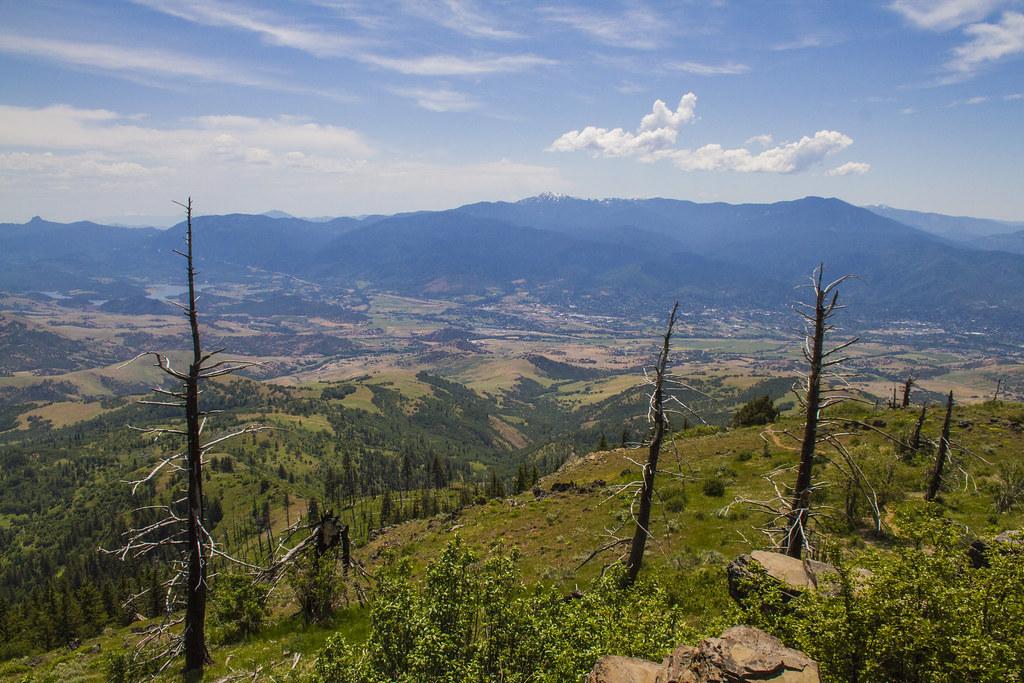 Grizzly Peak - Ashland, OR