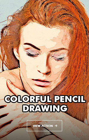 Painting Art - Painting Photoshop Action - 115