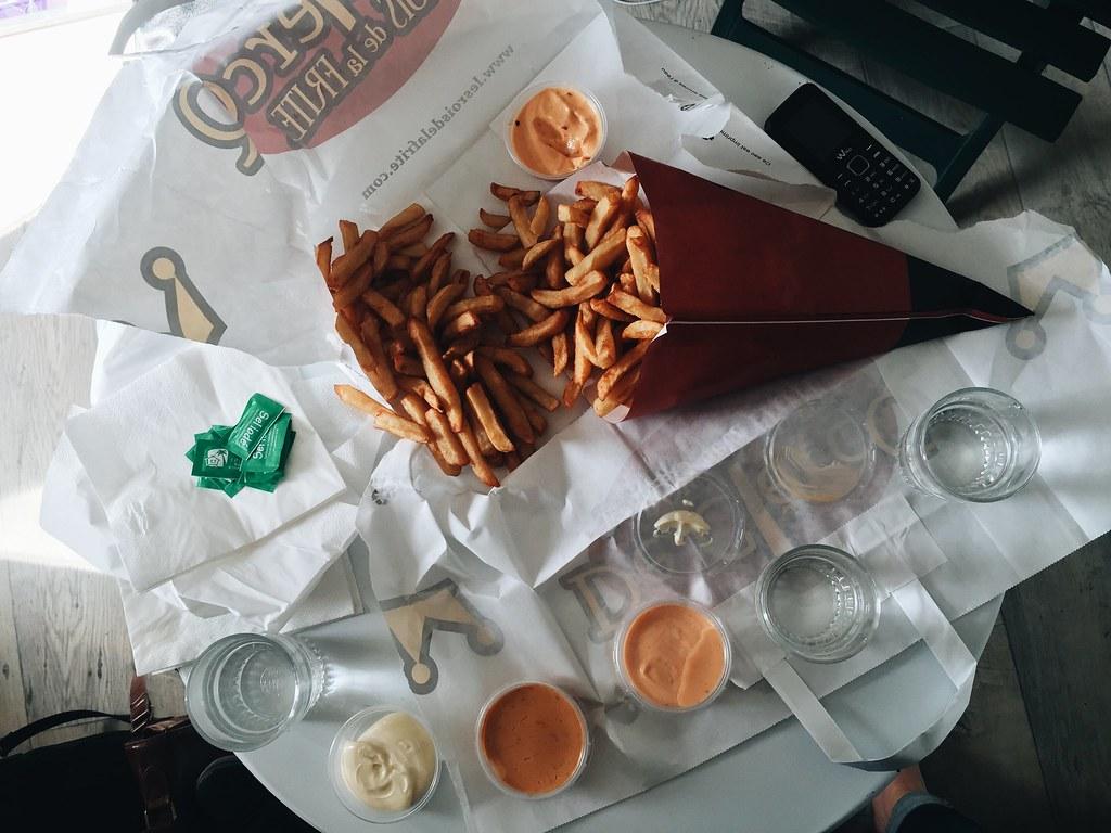 Paris 2016 de clercq french fries