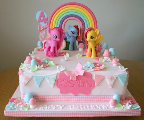 Princess Twilight Sparkle Cakes