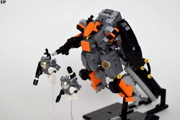 CSA - MA-01C Powered Seraphim I
