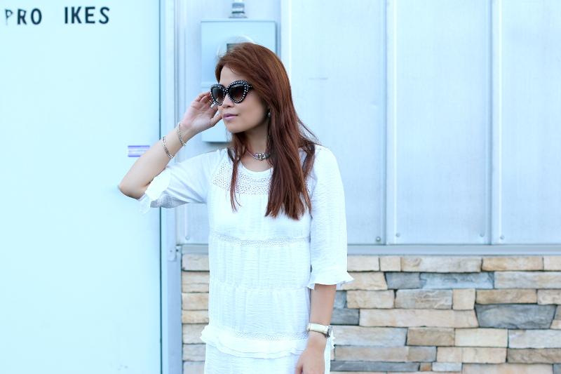 white-dress-studded-prada-sunglasses-lipsense-4