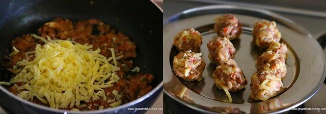 rajma cheese paratha 6