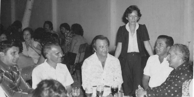Morre o empresário Chico Coimbra, pai da primeira-dama de Santarém, Chico Coimbra e amigos