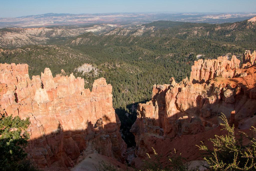 09.08. Bryce National Park: Ponderosa Canyon