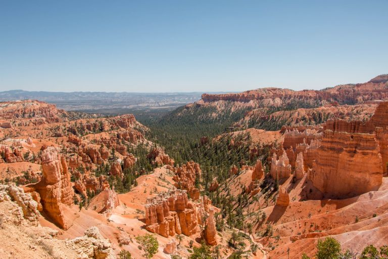 09.08. Bryce National Park: Sunset Point