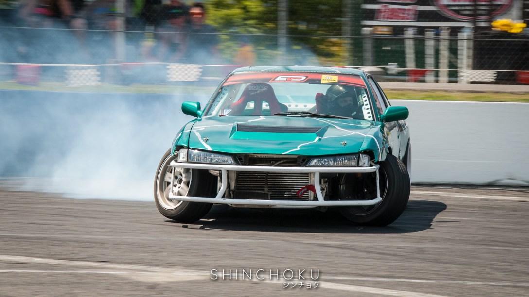 Evergreen Drift - ProAm Round 3 (7-17-16)