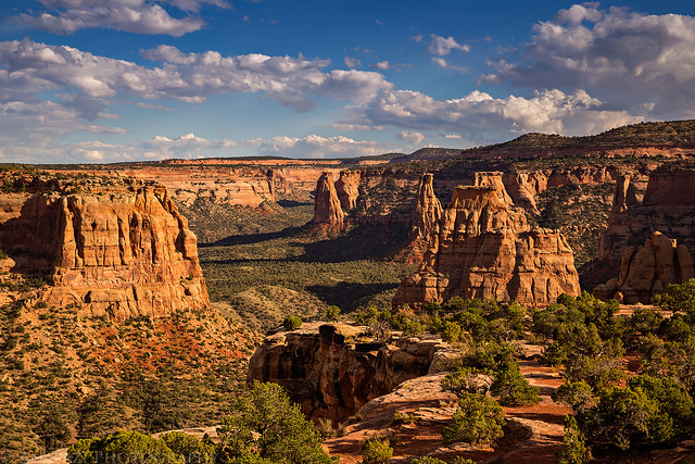 Book Cliffs View
