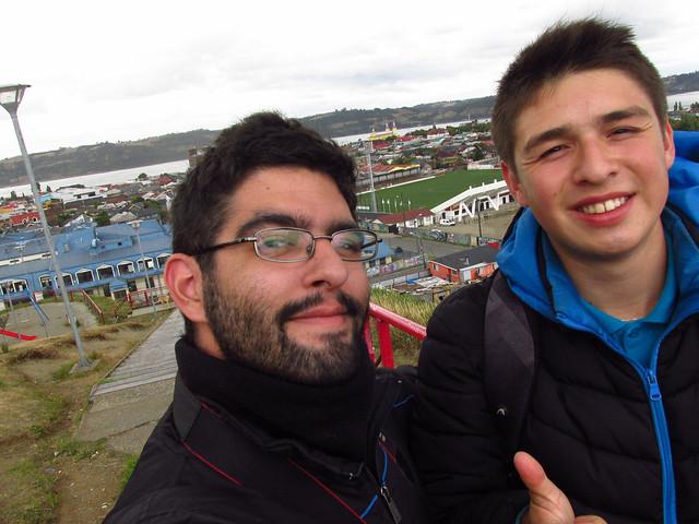 Ariel Cruz & Carlos Ulloa