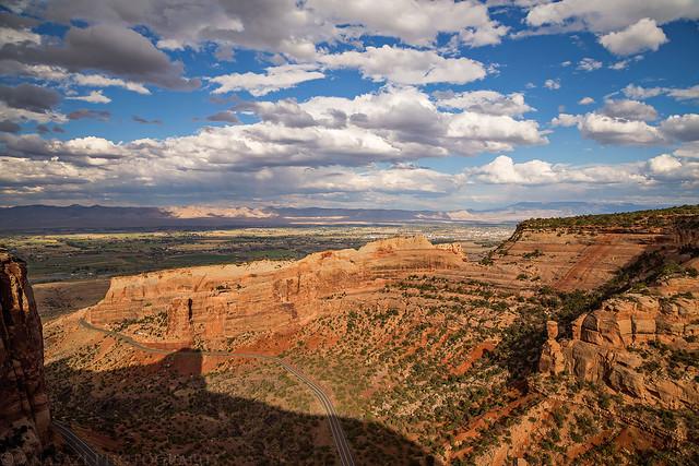 Fruita Canyon Clouds