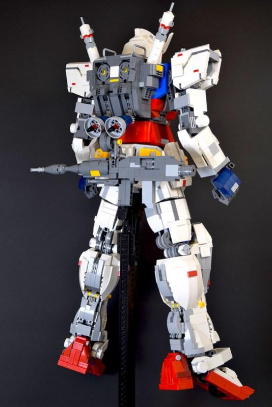 LEGO GUNDAM RX-78-2