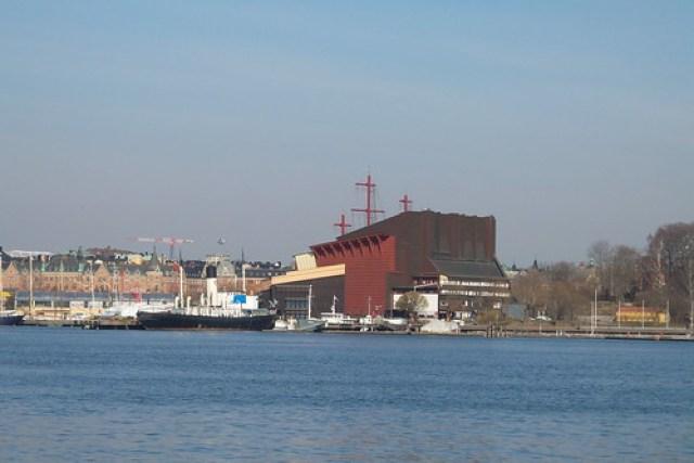 Vasamuseum - waterfront