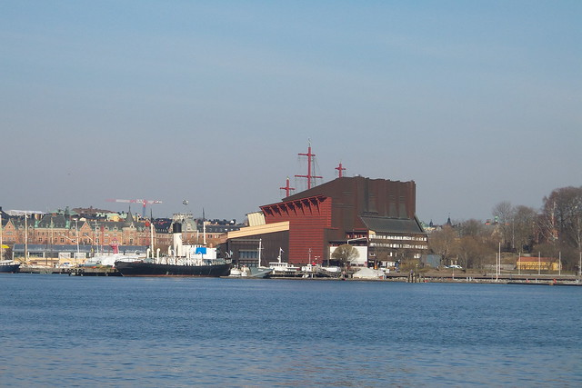 Vasa museum - waterfront