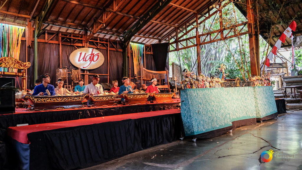 Saung Angklung Udjo