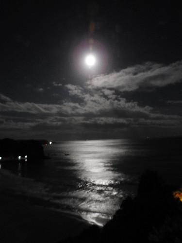 Moon(Shimoda, Shizuoka, Japan)