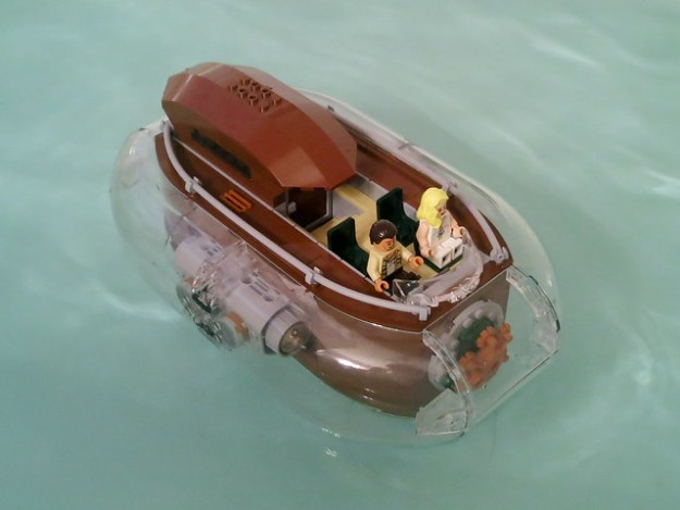 Bubble Boat