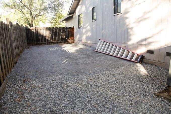 Side Yard | Backyard Makeover Reveal