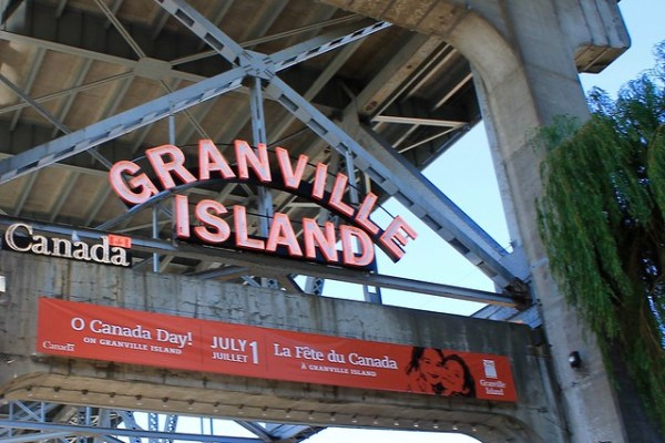 Granville Island, Vancouver | Shades of Sarah
