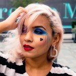 Makeup What Would A Brown Harley Quinn Look Like Fashionicide Fashion Makeup And Beauty With A Difference