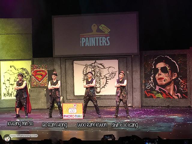 The Painters Hero Chaplin Team