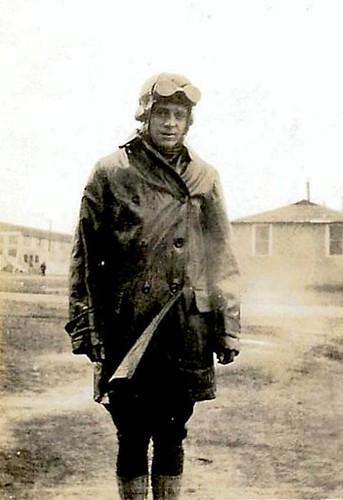 Les C Wilbur Wright Field 1918