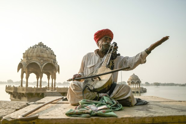 Llegada a Jaisalmer