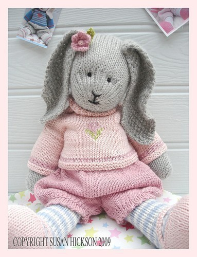 Primrose Rabbit/ Bunny/Toy ..