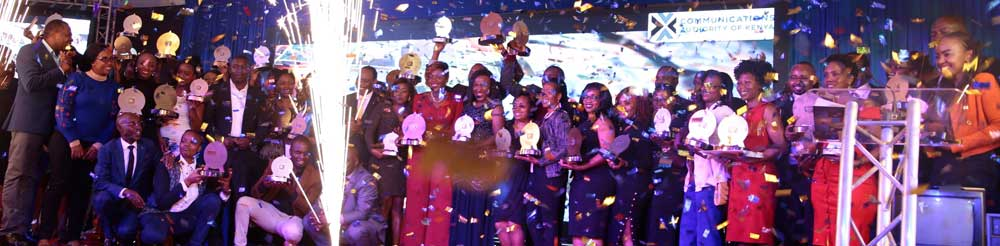 Authority Fetes Excellence in Broadcasting Industry