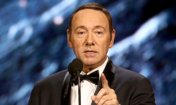 Kevin Spacey shocks by returning to the big screen in ...