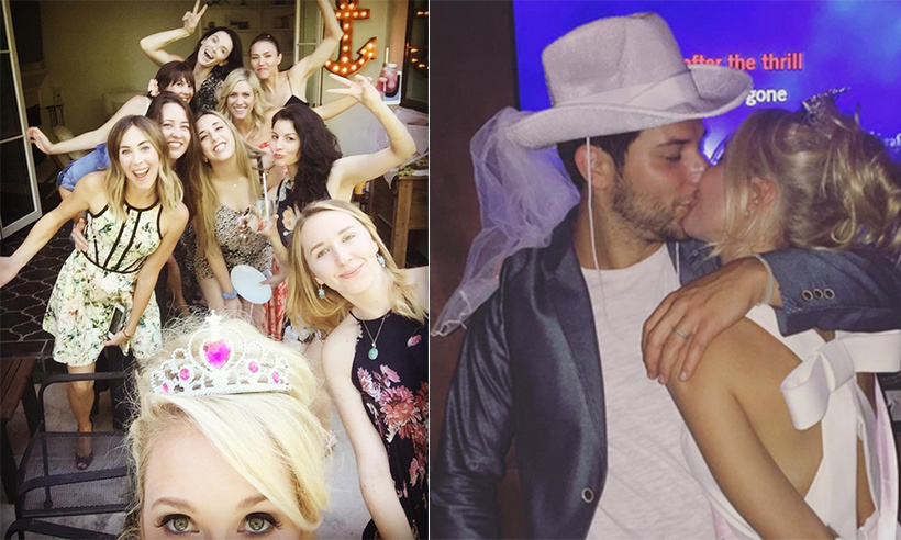 Inside Anna Camp And Skylar Astins Adorable Joint