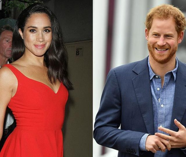 Prince Harry And Meghan Markle Reportedly Visit Victoria Falls In Africa