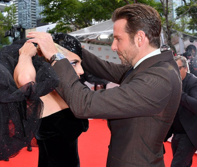 The Pop Icon Treated Fans At Tiff To A Moment Of Life Imitating Art On Sept 9 As She Had Co Star Bradley Cooper Unveil Hollywoods New It Girl