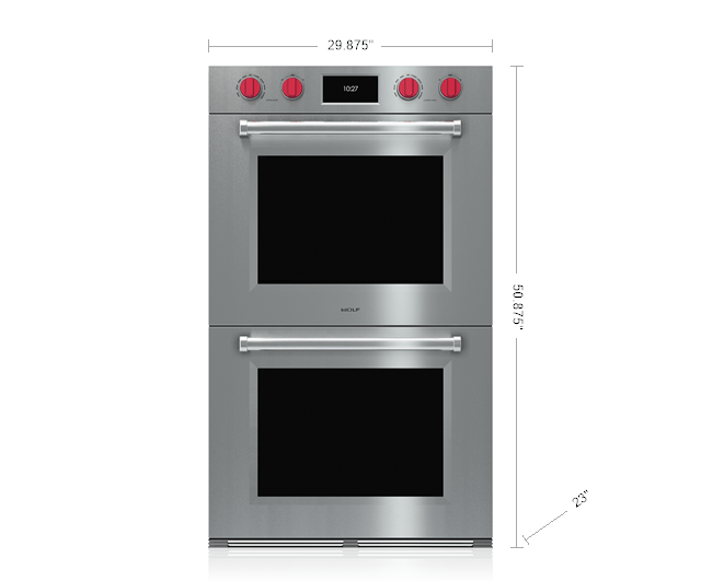 double oven do30pm s ph wolf appliances