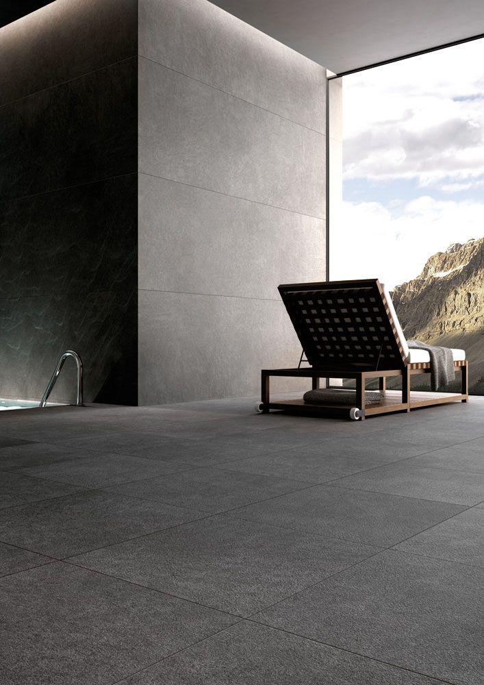 Pavimento y Revestimiento de pietra serena